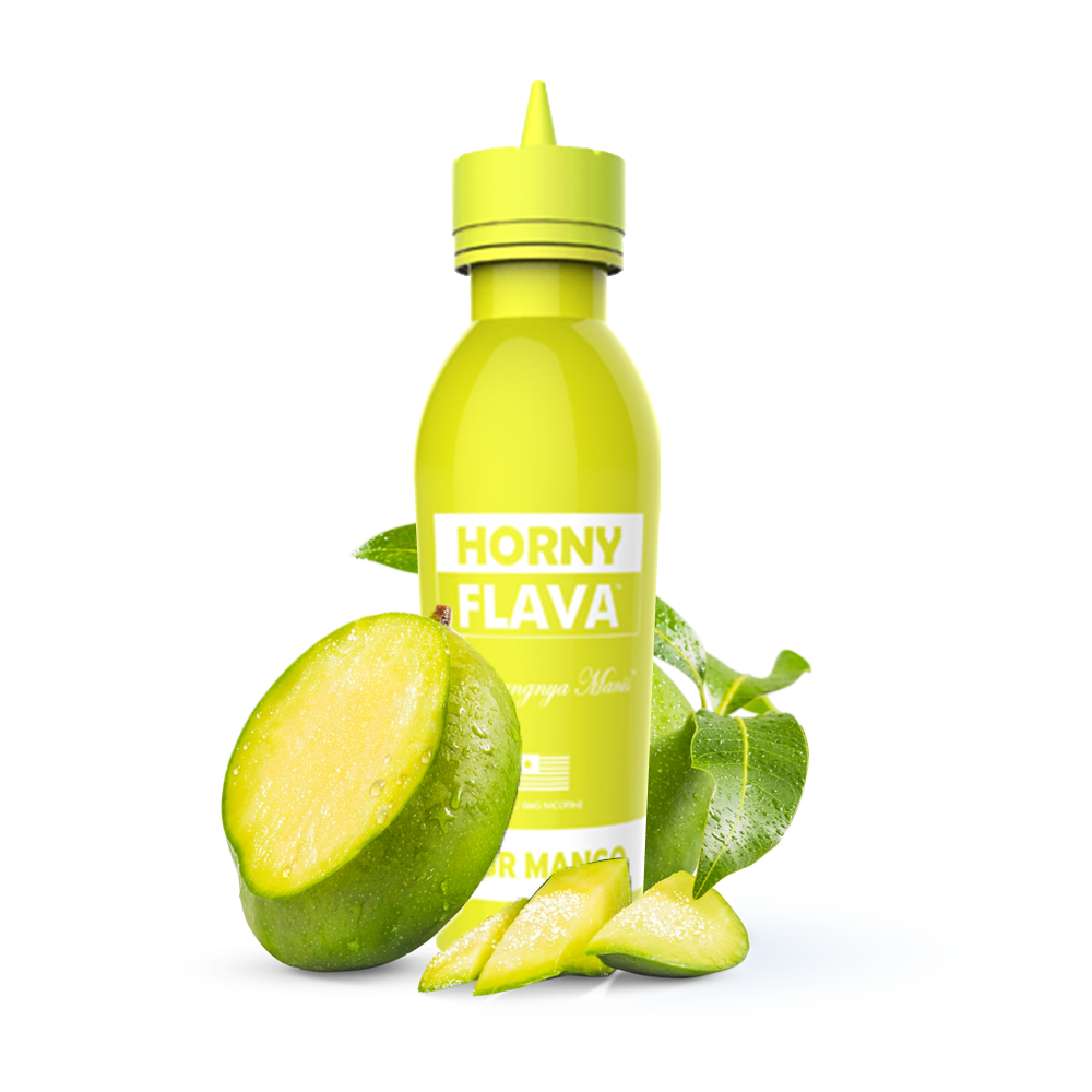 Horny-Sour-Mango-with-frut