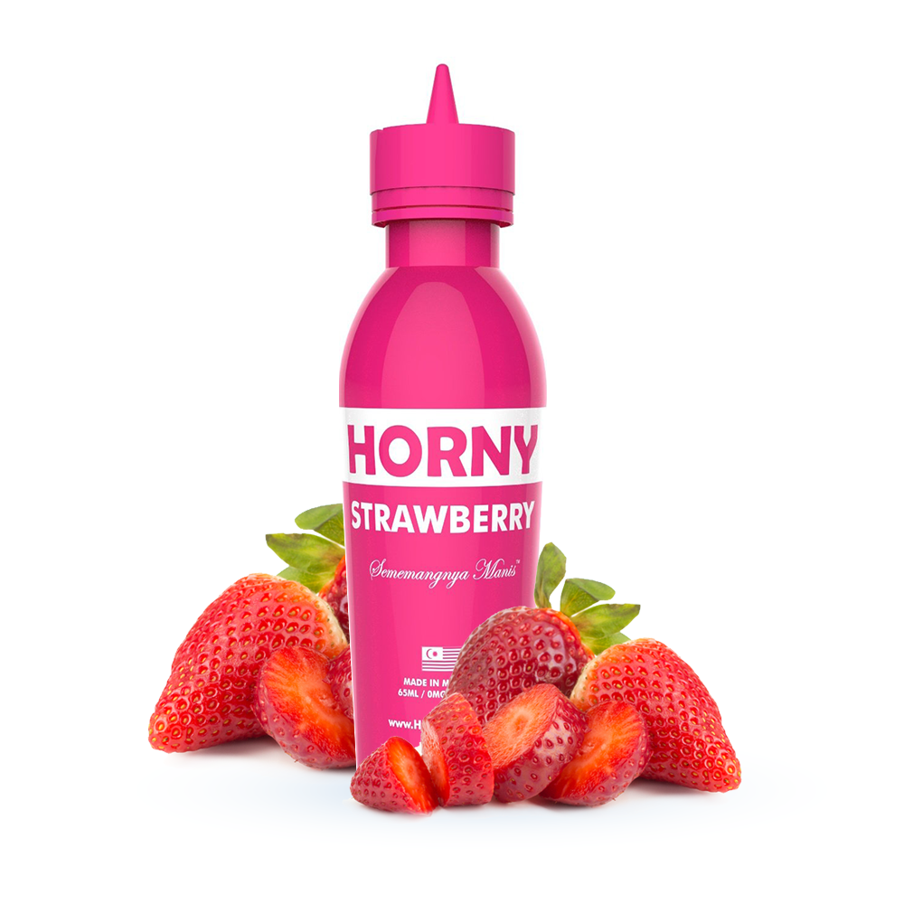 Horny-Strawberry-with-frut
